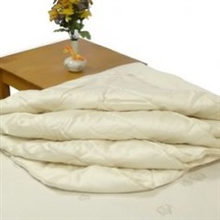 Organic Eco Wool Comforter Sateen Outer