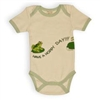 Have a Hoppy Day Organic Short Sleeve Bodysuit