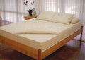 "9"" Leo East King Natural Latex Zip Customizable Mattress"