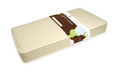 Naturepedic Organic Cotton Quilted Deluxe