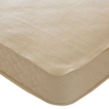 Untreated Wool Mattress Protector Pad
